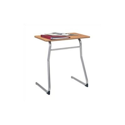 "Virco Cantilever 30"" Laminate Open-View Student Desk"