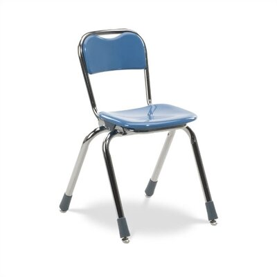"Virco Telos Series 14.75"" Polypropylene Classroom Stack Chair"