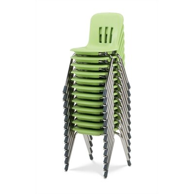 "Virco Metaphor Series 14.5"" Polypropylene Classroom Stack Chair"