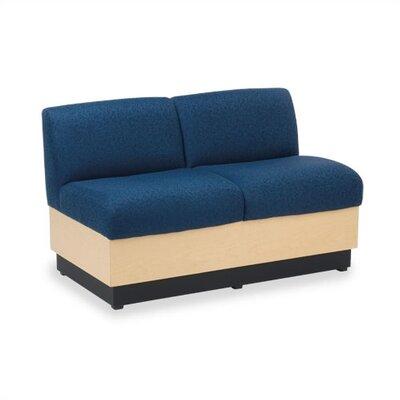 Virco Modular Love Seat