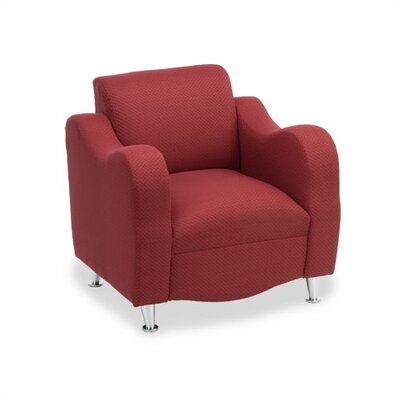 Virco Plush Reception Chair