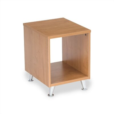 "Virco 18"" W Wood End Table"