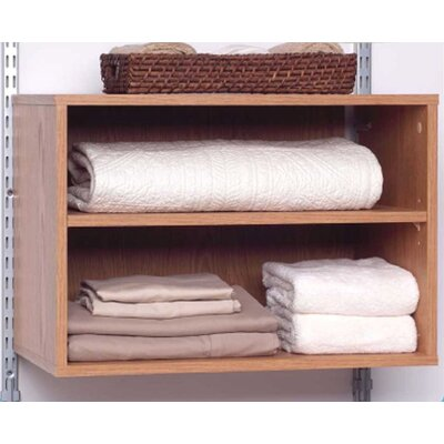 Open Shelf Organizer