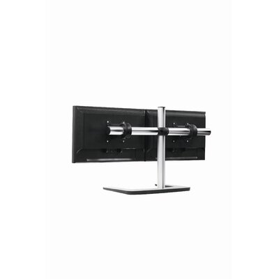 Atdec Visidec Freestanding Double Horizontal Monitor Mount