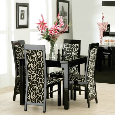 Dining Table Galaxy Square Dining Table