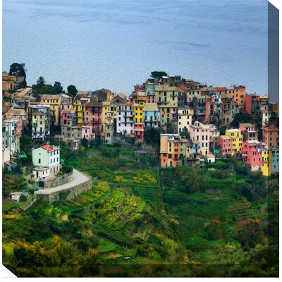 Corniglia Outdoor Canvas Art