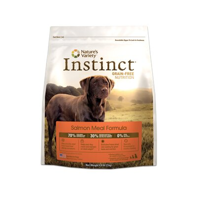 Instinct Grain-Free Salmon Meal Dry Dog Food