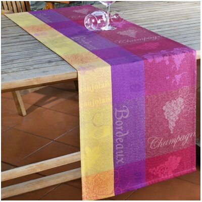 Vins De France Table Linen