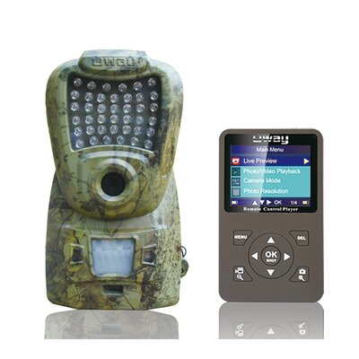 NightTrakker InfraRed Scouting Camera