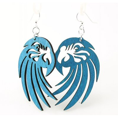 Parrot Head Earrings