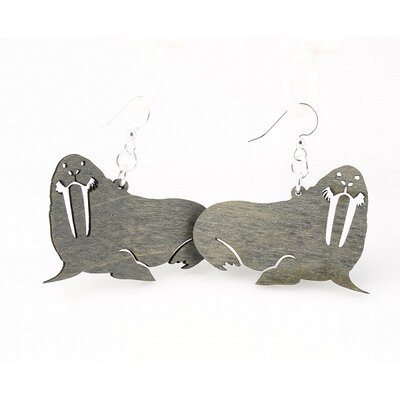 Walrus Earrings