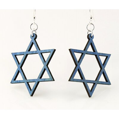 Jewish Stars Earrings