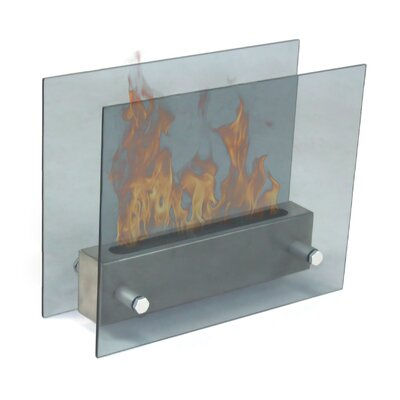 Patio Heaven Silhouette Bio Ethanol Fireplace
