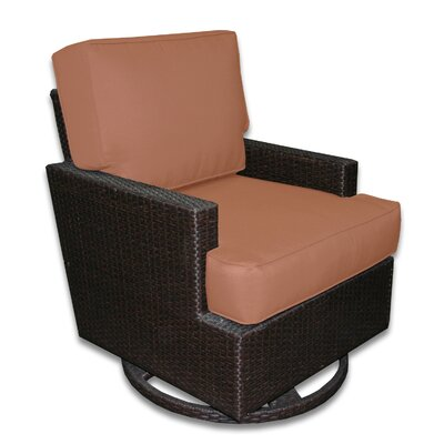Patio Heaven Signature Swivel Rocker