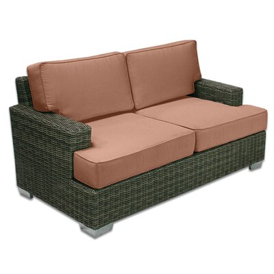 Patio Heaven Palisades Love Seat
