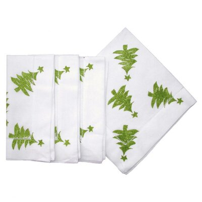 Tree Dinner Napkin (Set of 4)