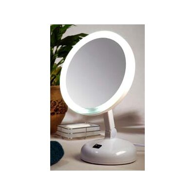 Zadro Led Lighted Ultimate Make Up Mirror Amp Reviews Wayfair