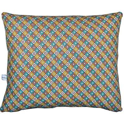 Artgoodies Doily Block Print Squillow Accent Pillow