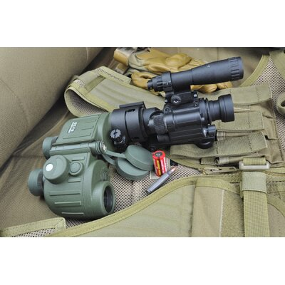 Armasight CO-Mini-3 Bravo Gen 3 Day/Night Vision Clip-On System Grade B