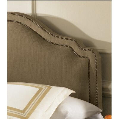 Fashion Bed Group Versailles Upholstered Headboard Brown Sugar