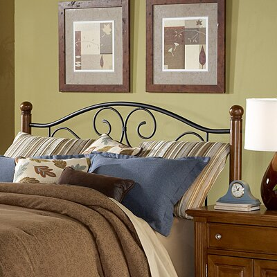 Fashion Bed Group Doral Metal Headboard