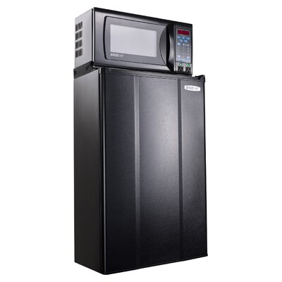 Microfridge 3.6 cu ft Refrigerator with .7 cu ft Microwave Oven