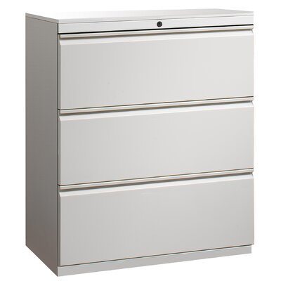 Great Openings Trace 3 Drawer Lateral File