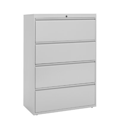 Great Openings Trace 4 Drawer Lateral File