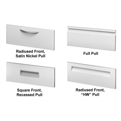 "Great Openings 12"" Receding Door Lateral File with Four Roll-Out Shelves"