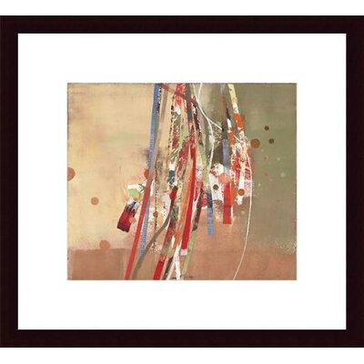 Barewalls Celebration II Wood Framed Art Print