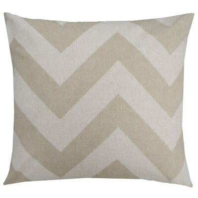 Elisabeth Michael Chevron Cotton Pillow
