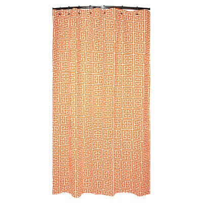 Elisabeth Michael Shower Cotton Curtain Towers