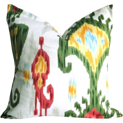 Elisabeth Michael Khandar Cotton Pillow
