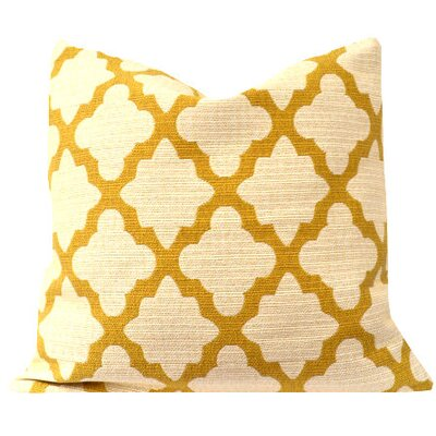Elisabeth Michael Casablanca Cotton Pillow