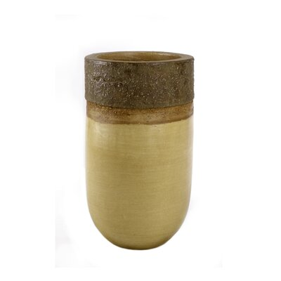 "New Rustics Home Cylinder ""Wood"" Vase"
