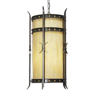 Stanza 4 Light Foyer Lantern
