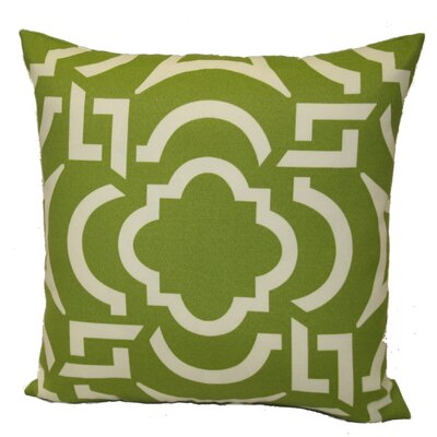 Rennie & Rose Design Group Carmo Outdoor Fabric Stuffed Pillow