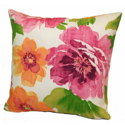 Rennie & Rose Design Group Muree Polyester Throw Pillow & Reviews Wayfair