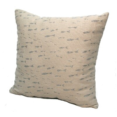 Rennie & Rose Design Group Coastal Minnow Pillow