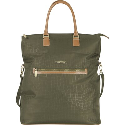 Anne Klein Jungle Oversized Satchel Bag