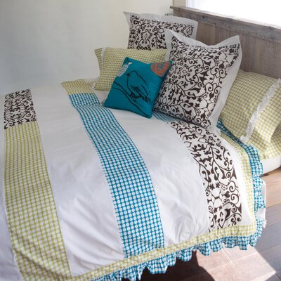 India Rose Lucy Duvet Set