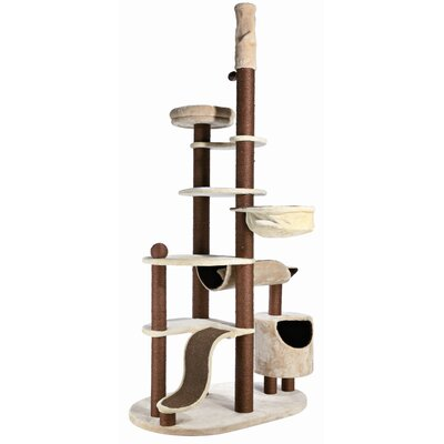 Trixie Pet Products Nataniel Adjustable Cat Tree