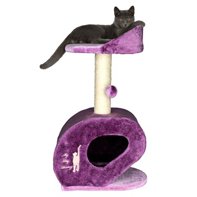 <strong>Trixie Pet Products</strong> My Kitty Darling Scratching Post