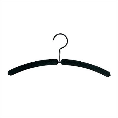 Peter Pepper Metal Hanger with Black Rubber Coating