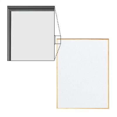 Peter Pepper Tactics® Small-Medium Writing Surface Slim Trim Frame