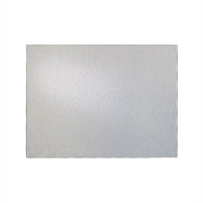 "Peter Pepper Tactics Plus® Wall Mounted Fabric Tackable Panel 48"" H"
