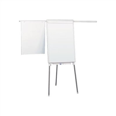 Peter Pepper Flip Chart Easel with Adjustable Height
