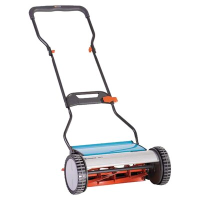 Deluxe Hand Reel Mower