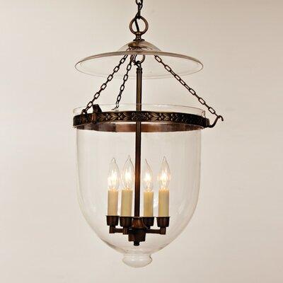 light extra large bell jar foyer pendant wayfair. Black Bedroom Furniture Sets. Home Design Ideas
