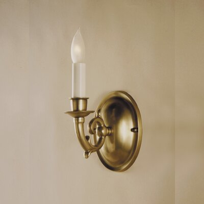 JVI Designs 1 Light Wall Sconce